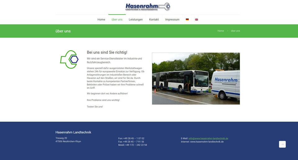 Screen-Hasenrahm-Landtechnik