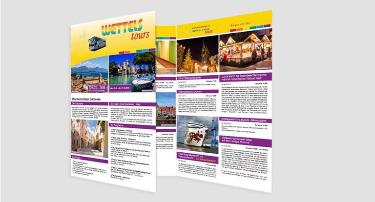 WETTELS TOURISTIK GMBH