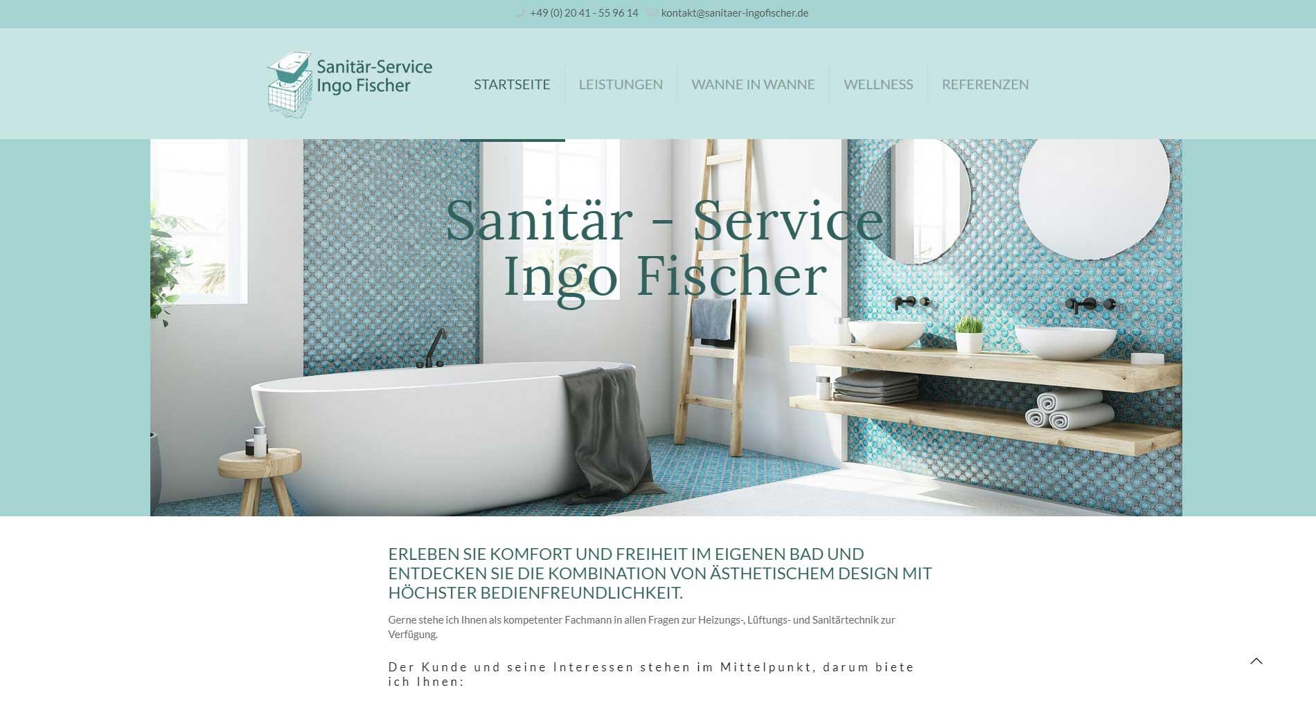 Sanitaer-Fischer
