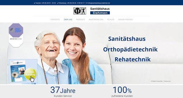 Sanitaetshaus-Dahmen